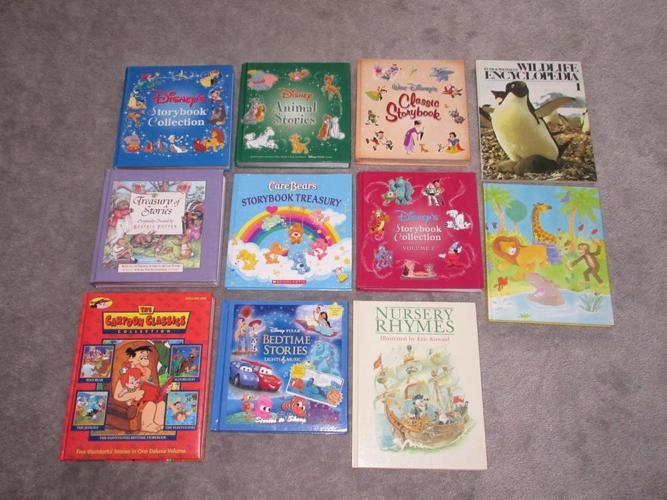 * Kids books