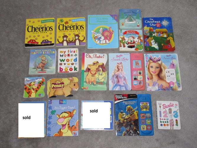* NOW $1 EACH - Kids books