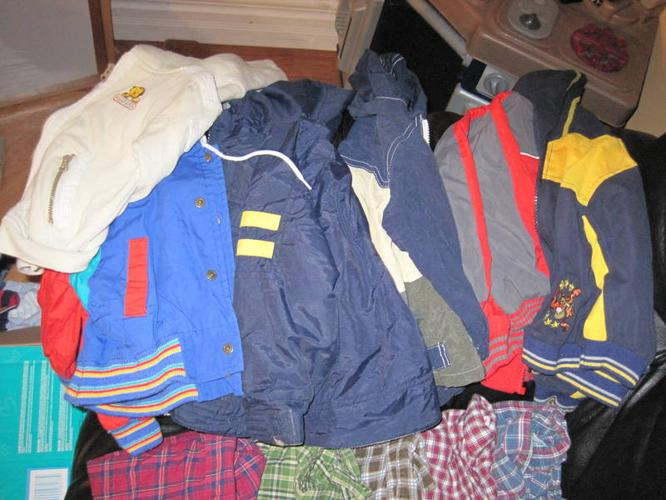 18 month boys fall/winter/early spring clothes-SOLD PPU