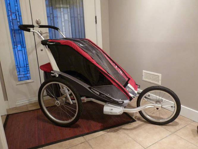 2009 Chariot Cougar 1 for sale in Calgary, Alberta - Baby is Coming