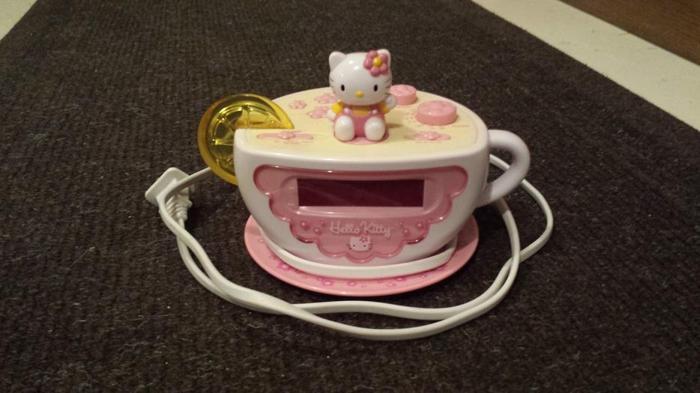 """Hello Kitty"" Alarm Clock"
