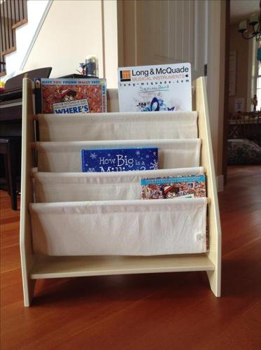 'Sling' bookcase