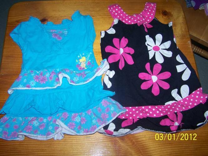 4 size 2 summer dresses