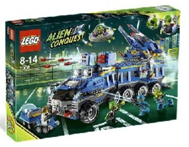 7066 Earth Defence HQ (New)