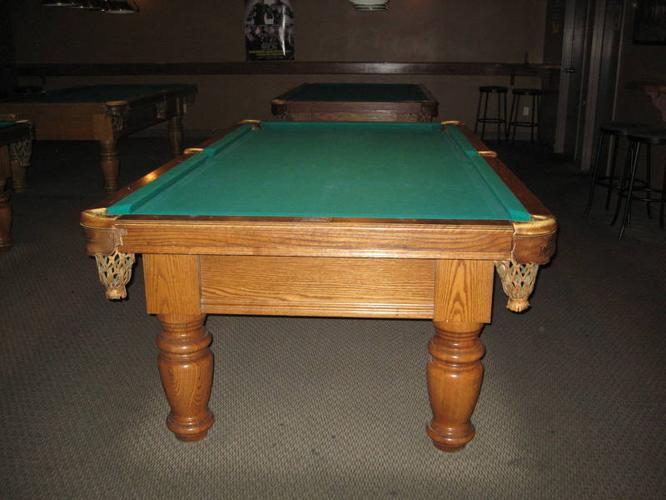 Foot Dufferin Anniversary Pool Table For Sale In Calgary Alberta - Dufferin pool table