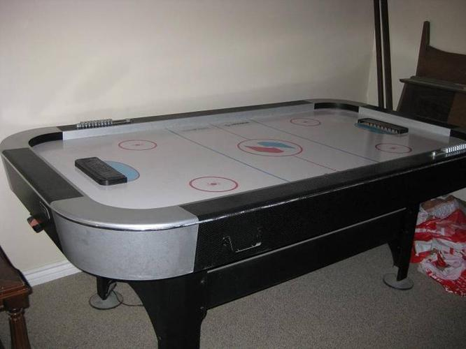 Air Hockey Table Like New For Sale In Regina