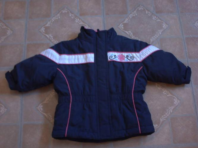 Alpinetek Girls Winter Coat - NO HOOD - REDUCED