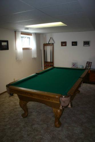 American Classic 4X8 Pool Table