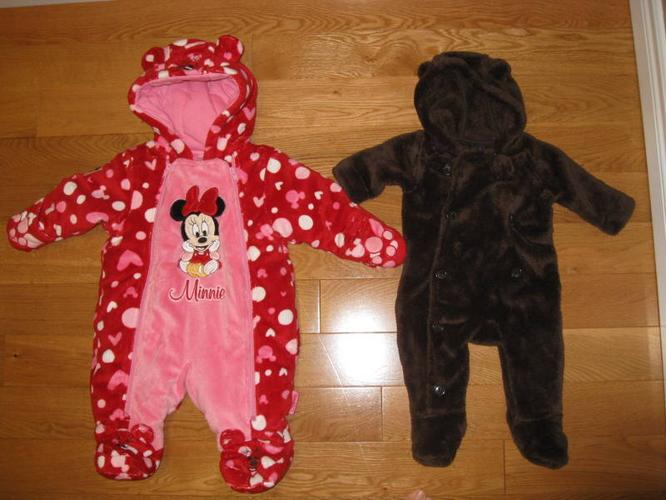 Assorted 0-3 Month Baby Girl Clothing
