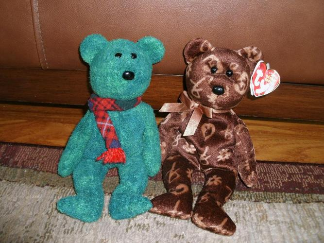 Assorted TY Beanie Babies - with and without tags - for only $20