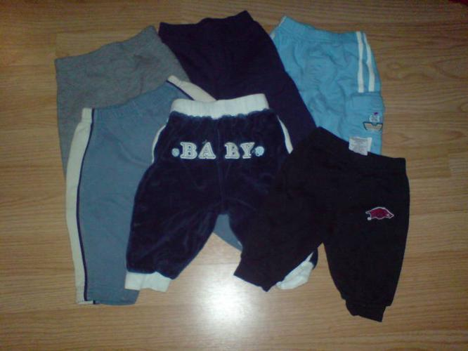 baby boy clothes size 6-12months