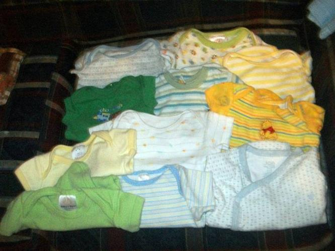 Baby Clothes For Sale !! Newborn & 3 Month .