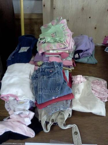 Baby girl size 18 and 24 months