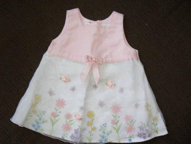 Baby Girl's dresses size 3-6 months
