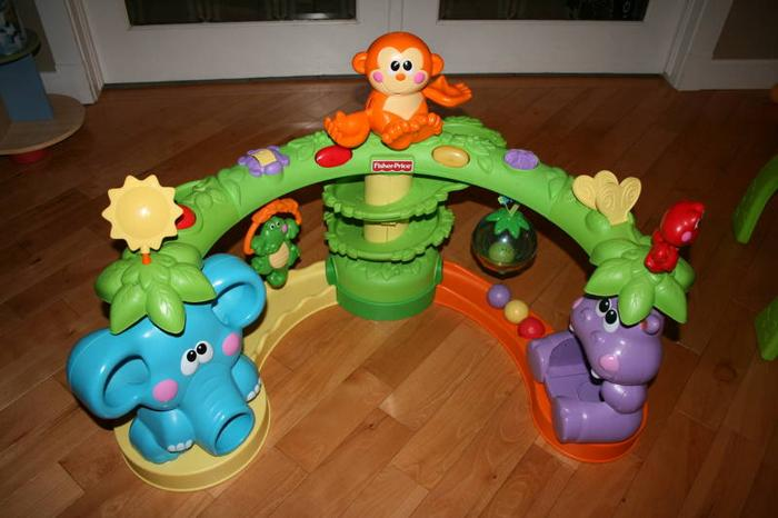 Baby Toys and Items in Excellent Condition