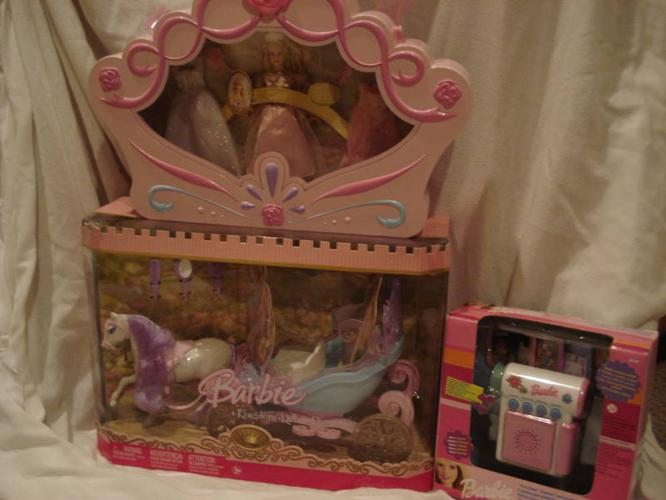 Barbie - brand new toys