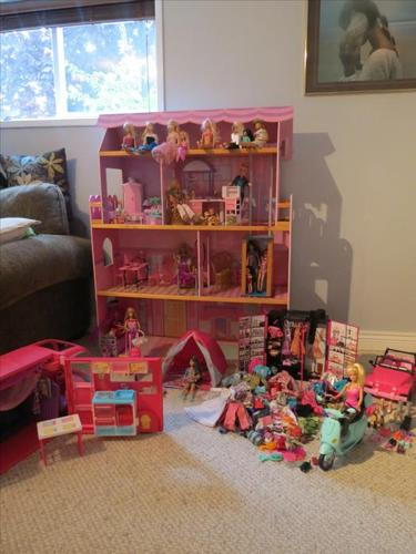 Barbie Stuff !!