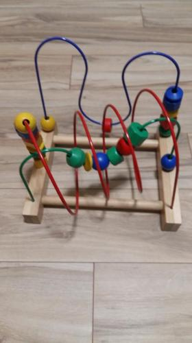 bead abacus toy.