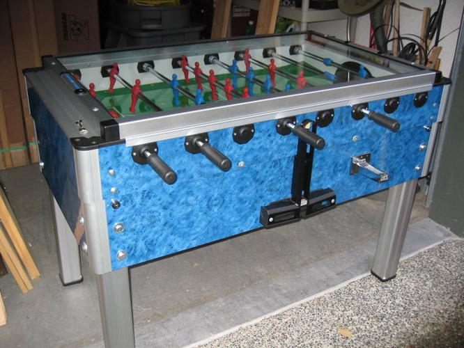 BELITA World Sport Foosball Table For Sale In Maple Ridge British - Highland games foosball table