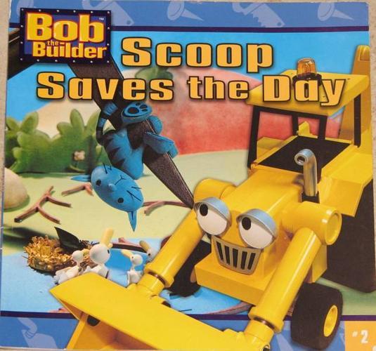 Bob the Builder Book & Toys