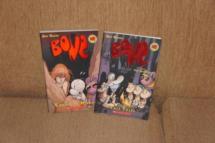 Bone Books
