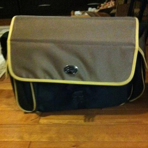 brand new never been used bily diaper bag 3481766