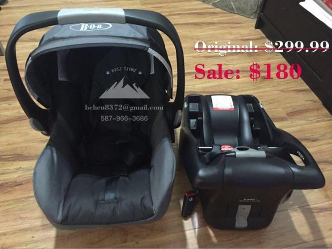 Britax B-Safe Bob Infant/Baby car Seat, Good price!