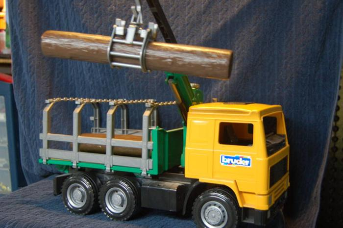 Bruder Logging Truck