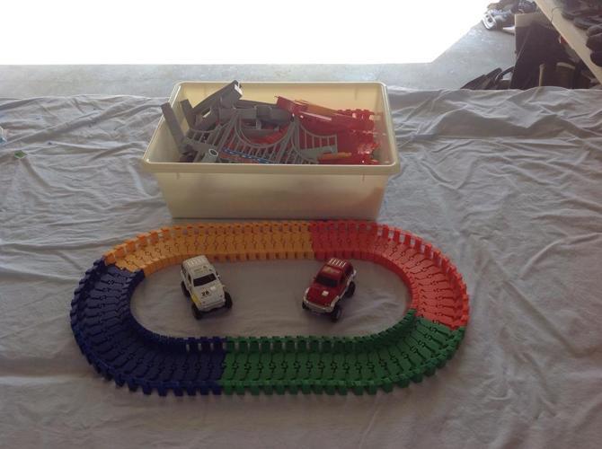 Build-a-Road Set
