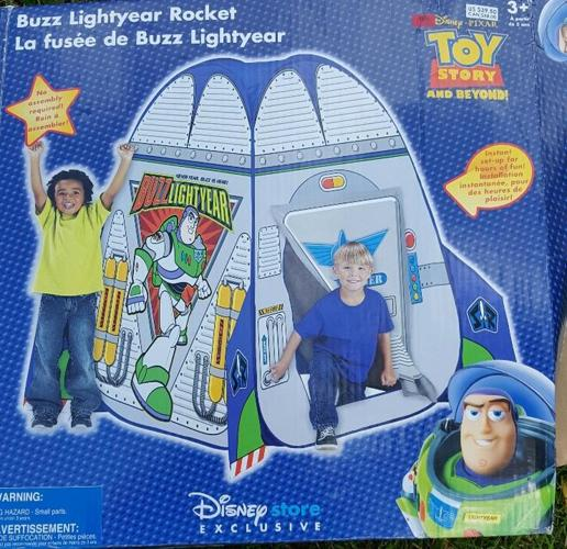 Buzz Lightyear Rocket Tent