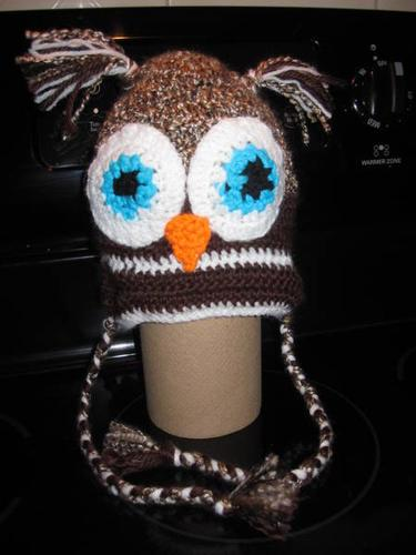 Character Crochet Hats