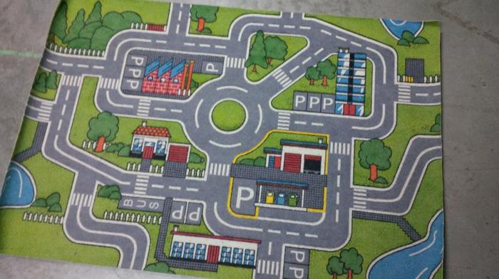 Children's Auto Play Mat