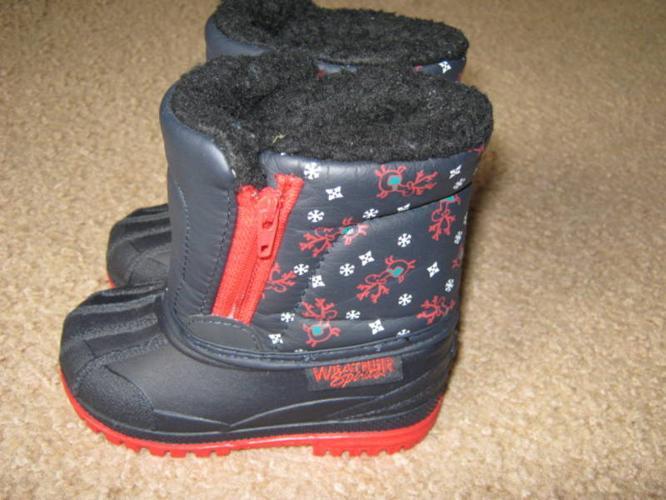 Children's Winter Boots - size 5