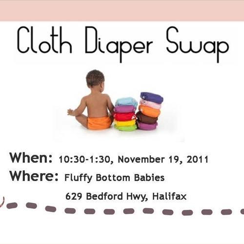 Cloth Diaper Swap