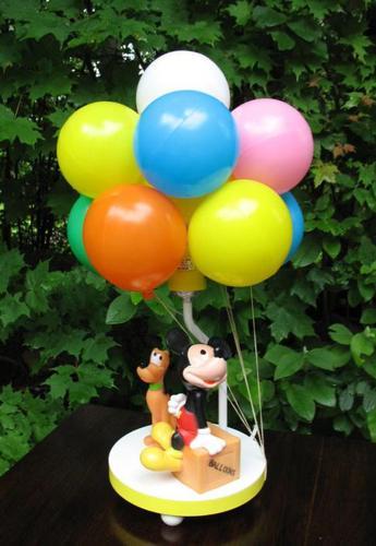 Collectible Disney Balloon Lamp