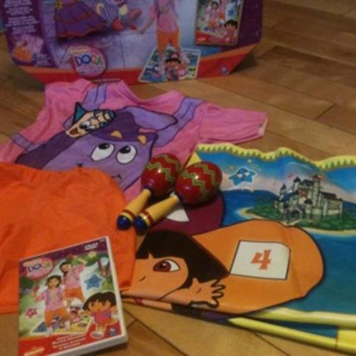 Dora dance along musical adventure