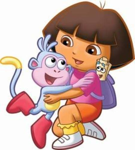 Dora the Explorer talking kitchen