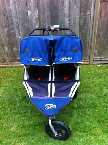 3776125c5ca Double bob duallie jogging stroller with accessories  450 o.b.o for ...