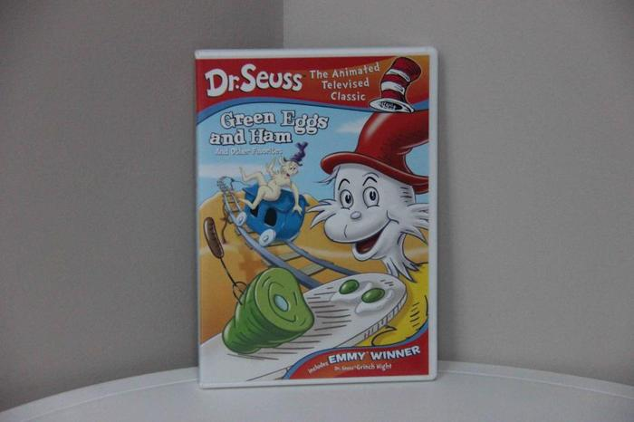 Dr. Seuss Green Egss & Ham DVD