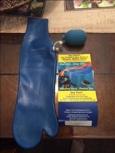 Dry pro Kids cast protector for swimming