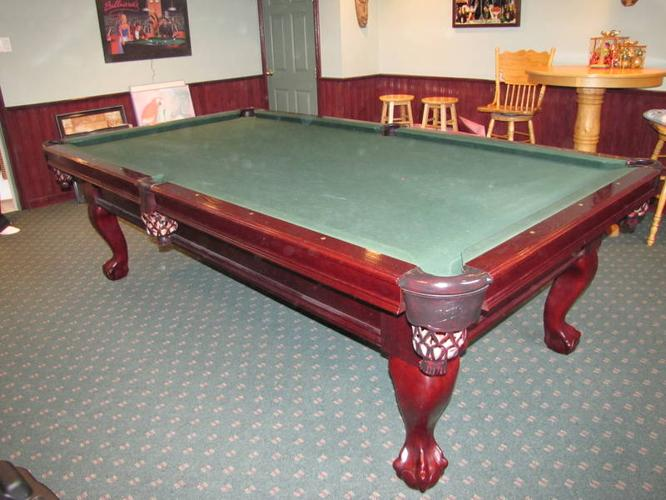 Dufferin Legacy X Pool Table For Sale In Prince George - Dufferin pool table
