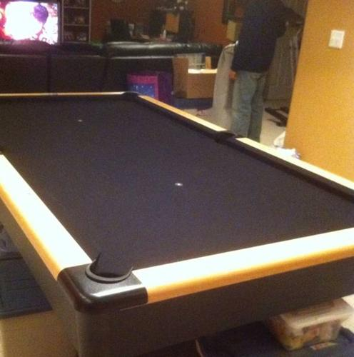Dufferin Pool Table Like New For Sale In Lethbridge Alberta Baby - Dufferin pool table