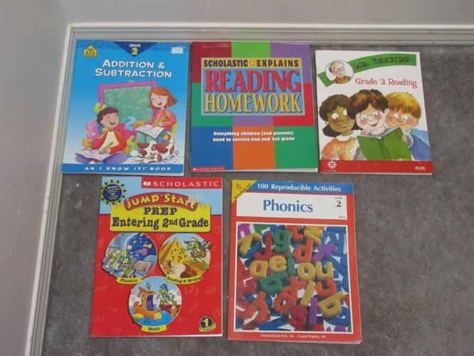 Elementary school books