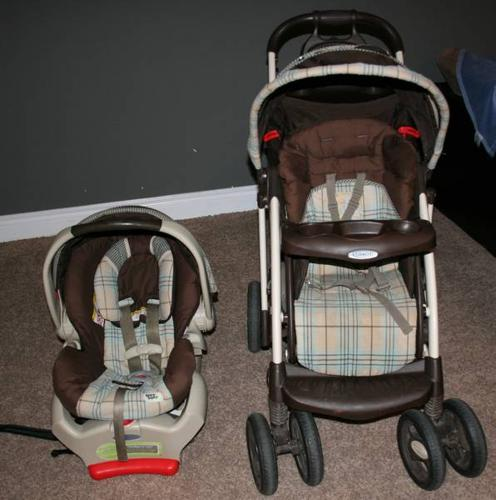 Euro Graco Travel System NEW PRICE!!!!
