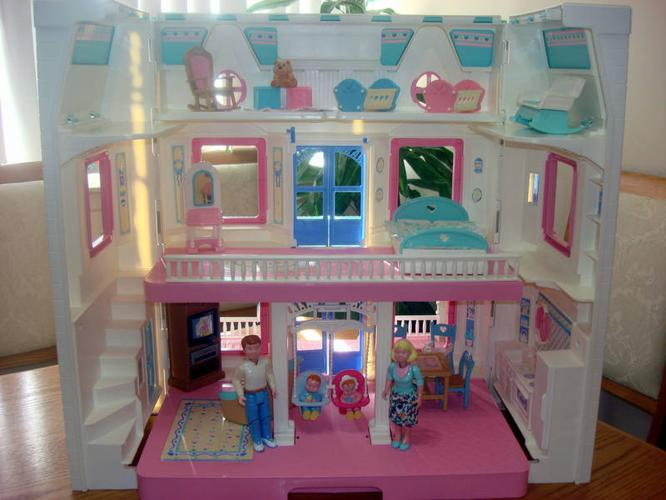 Fisher Price Dream Dollhouse Fisher Price Dream Dollhouse