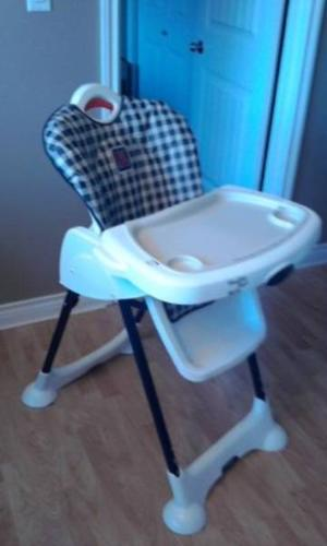 Fisher Price Healthy Start High Chair for sale in Grande Prairie, Alberta - Baby is Coming