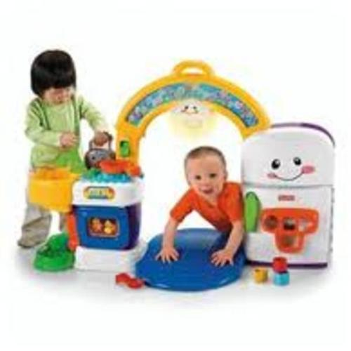 fisher price laugh and learn kitchen for sale in grande prairie