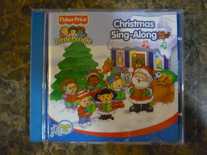 Fisher Price: Little People- Christmas Sing-Along Music for sale in
