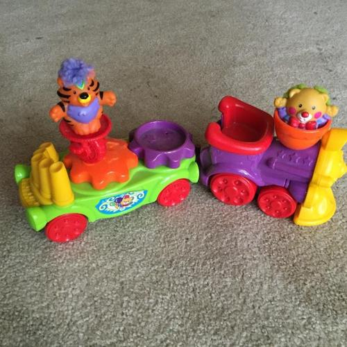 Fisher-Price little people circus