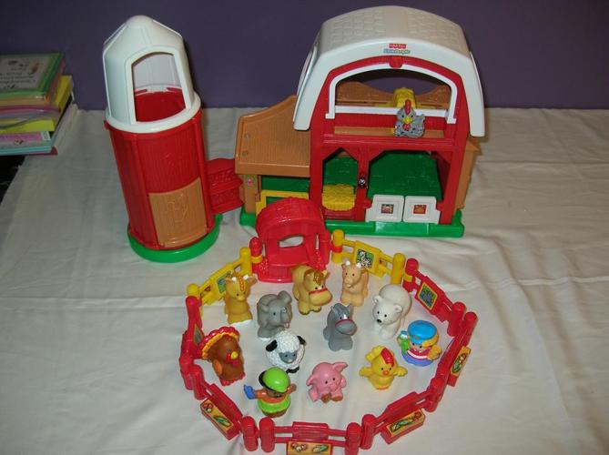 Fisher Price Little People Farm Sound